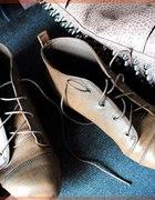 jesienny stradivarius ankle boots...