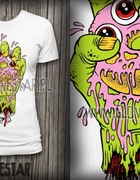 Koszulka Łapa Zombie...