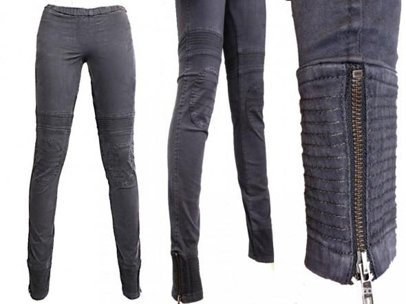 HM markowe spodnie legginsy r 36 NOWE