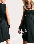 Piękna ciążowa sukienka