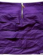 ATMOSPHERE spódniczka falbanki 38 M zip