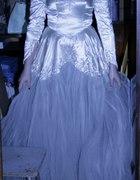 Suknia białej damy