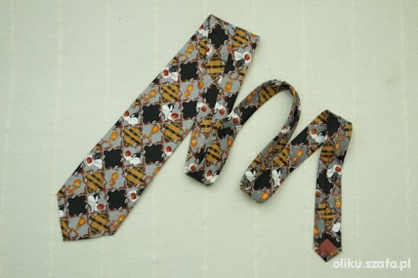 Pozostałe krawat twetty 2