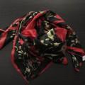 Nowa włoska apaszka chusta floral