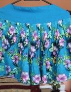 spodniczka w kwiaty HM...