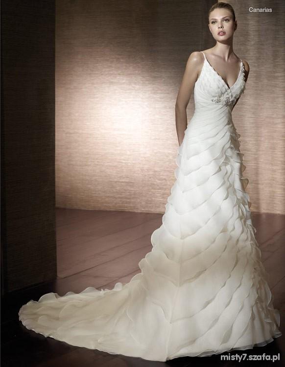 Na specjalne okazje Suknia ślubna Canarias
