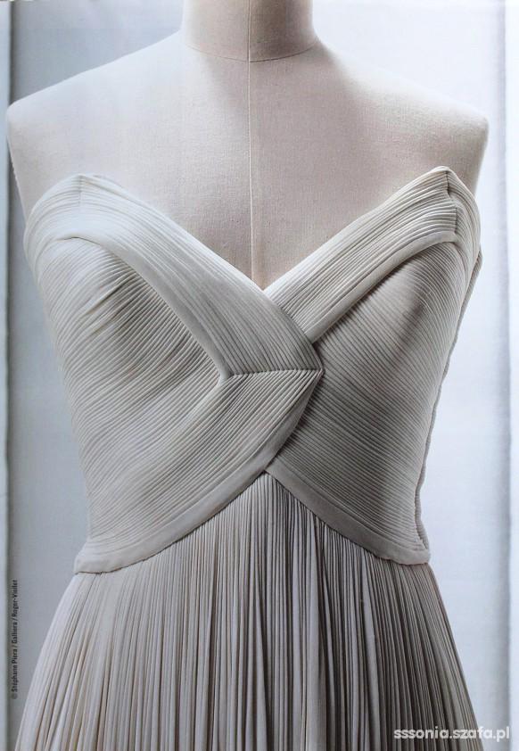 Suknia Madame Gres