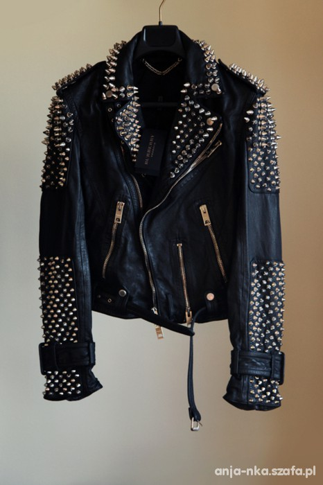 Burberry Studded Jacket