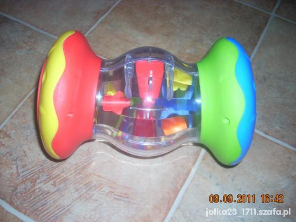 Zabawki WALEC DO NAUKI RACZKOWANIA Z ATRAKCJAMI