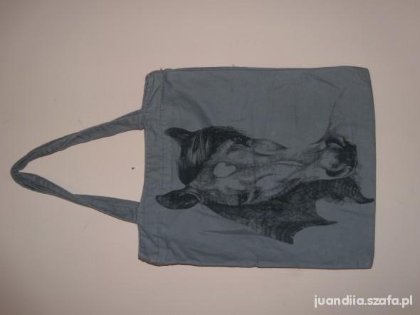 szara torebka HM cena z przesyłką