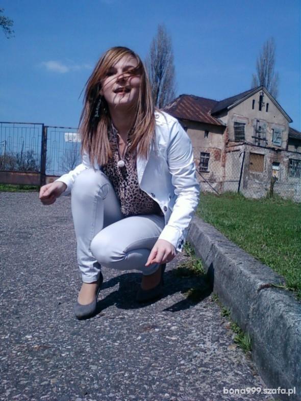 Mój styl Wiosenny spacer