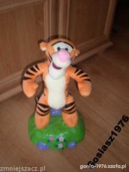 Zabawki Skaczący tygrysek