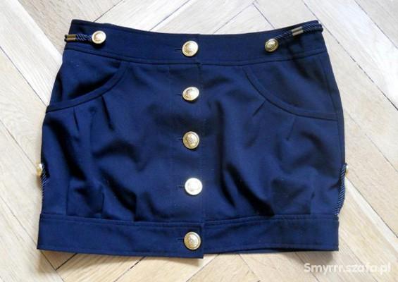 Ubrania marynarska spódniczka terranova