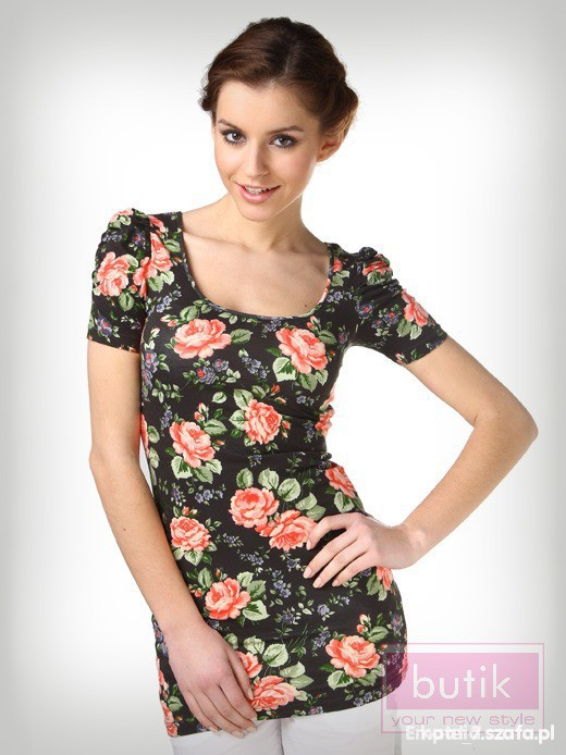 Butik floral bluzka...