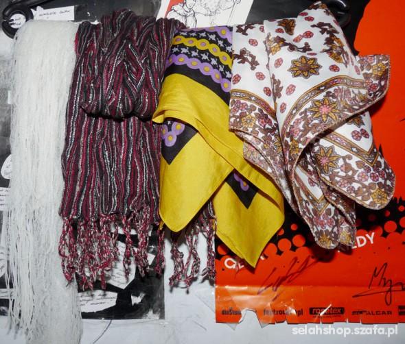 Chusty i apaszki apaszki szaliki chusty
