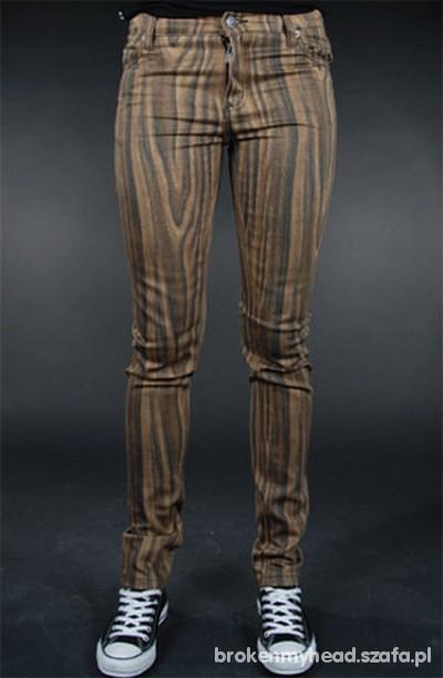 drewniane spodnie...