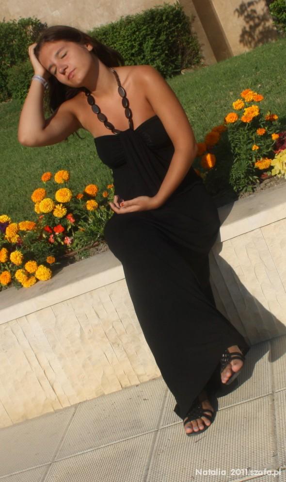 Mój styl suknia maxi