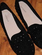 VECTRA Studded Slippers TOPSHOP