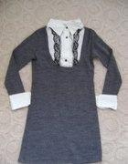 Sweterek tunika 36