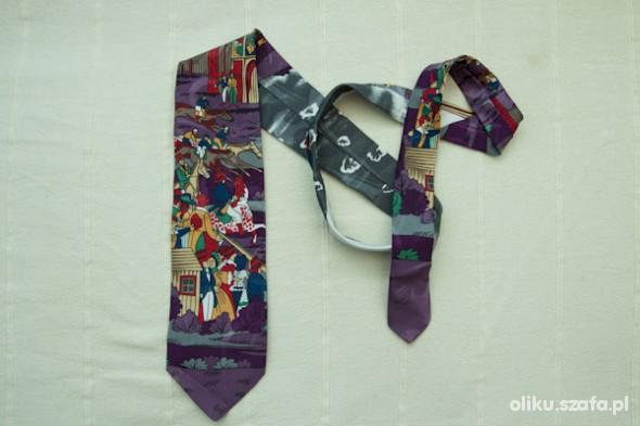 Pozostałe krawat folklorystyczny