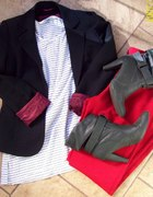 jesienny outfit