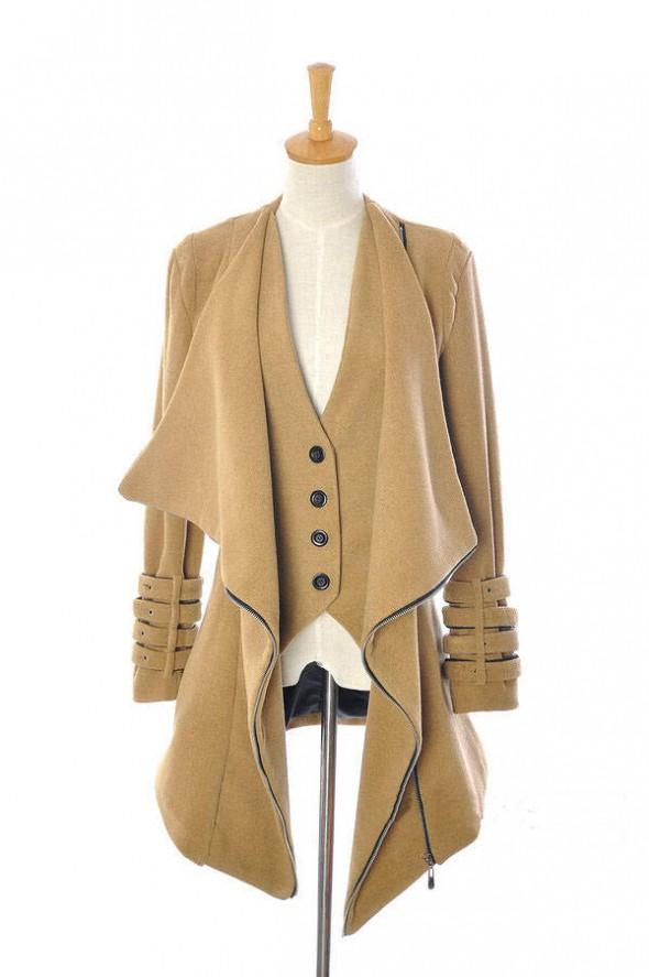 Ubrania płaszcz japan