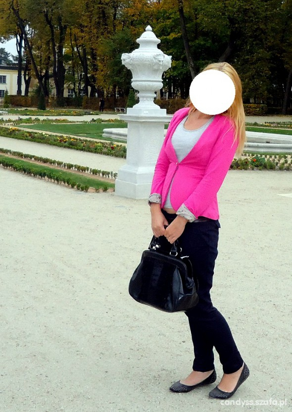 Do szkoły Pink Pink