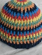 Kolorowa czapka New Look NOWA