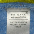 mega paka PRIMARK 98 104cm formuła 1 NOWE