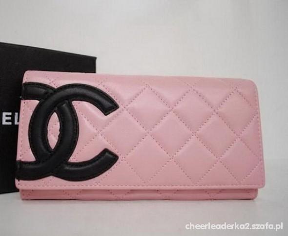c74cf5cad6cd0 Replika Chanel w Portfele - Szafa.pl