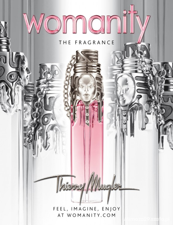 THIERRY MUGLER WOMANITY...