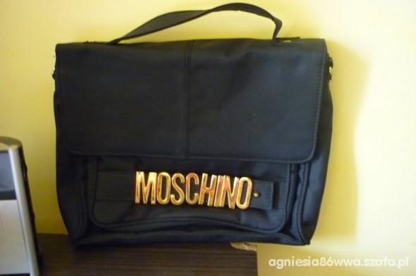 Moschino torba na netbooka
