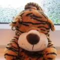 torebeczka pluszowy tygrysek