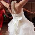 WERA VANG ślubna VIVIENNE E czółenka