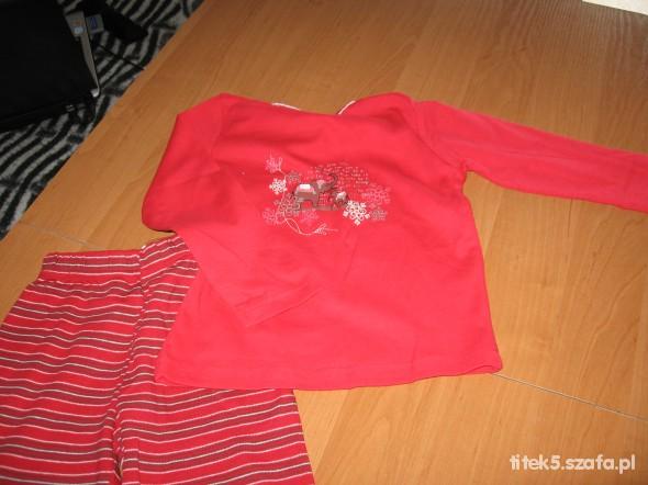 Piżamki Piżamka cena z przesyłką Nowa