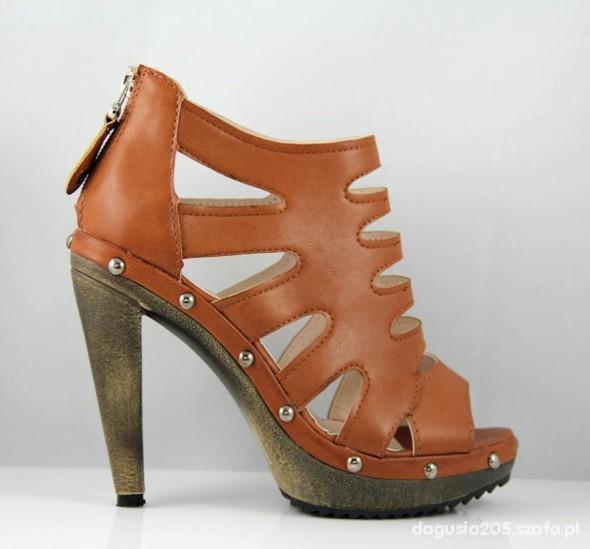 Sandały Na przyszłe LATO