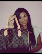 mój Louis Vuitton...
