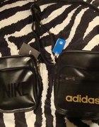 Moje dwie adidas i Nike