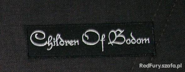 Pozostałe Naszywka Children of Bodom