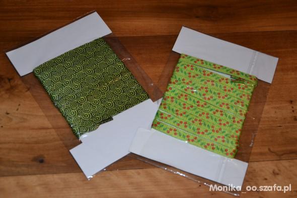 Pozostałe kolorowe sznurówki zielone