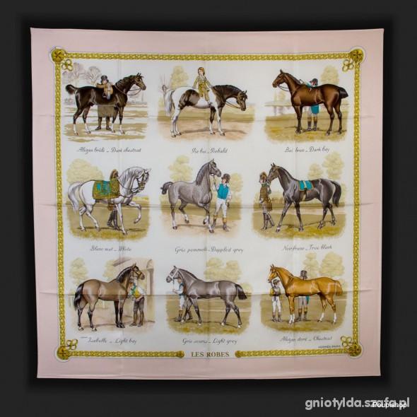 HERMES z końmi