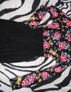kwiatowa sukienka...