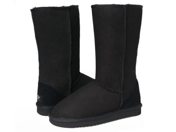 ugg buty czarne
