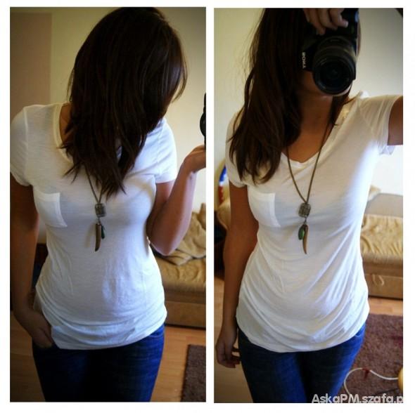 Tshirt z kieszonką