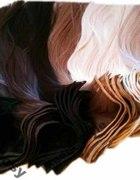 TRESKA CLIP IN PRZEDŁUŻANIE WŁOSÓW Włos na taśmie