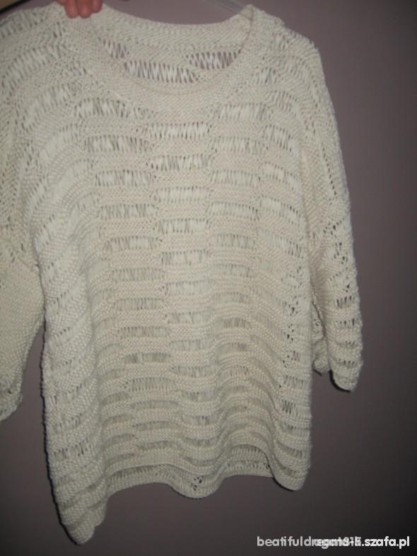 mody sweterek oversize