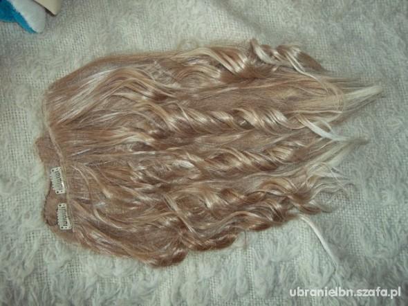 Pozostałe treski blond