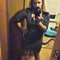 Elegancka tuniko sukienka