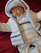 Ubranko dla chłopca do chrztu...