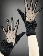 Rękawiczki w stylu retro